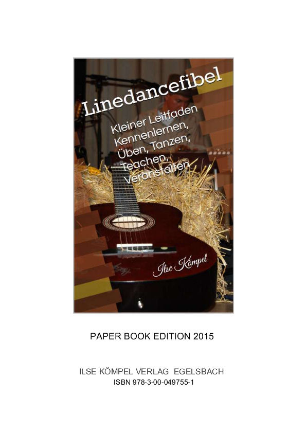 Linedancefibel Cover